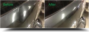 Paintless Dent Removal Lexus Palm Beach Gardens Fl 33418 33408 33410 33403, Auto Dent Repair, Paintless Dent Bumper Repair, FloridaDentRepair