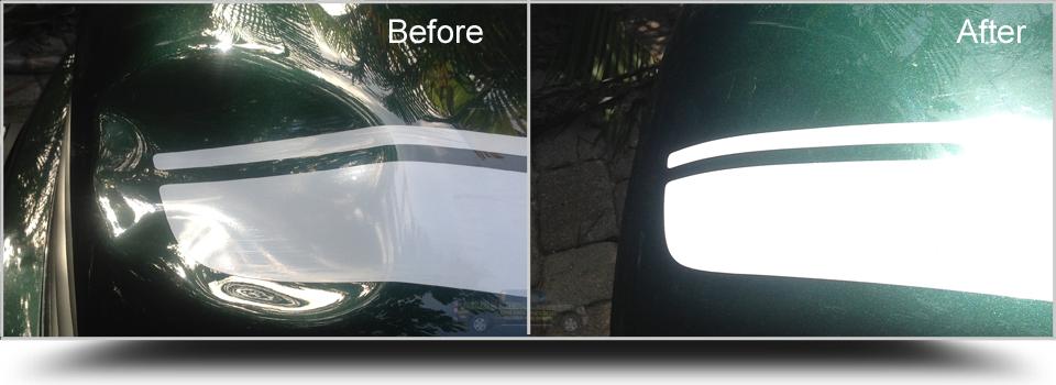 Paintless Dent Removal Mini Cooper Juno Beach 33408 PalmBeachDentRepair