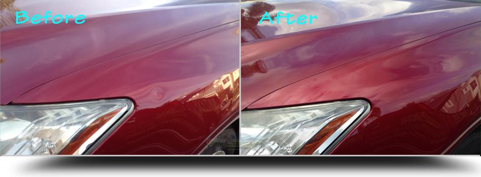 Paintless-Dent-Removal-Lexus-Fender-Lake-Park-Fl-33403-33405-33410-33412