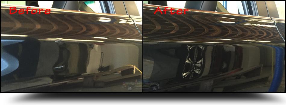 Paintless-Dent-Removal-Lexus-Quarter-Jupiter-Fl-33458