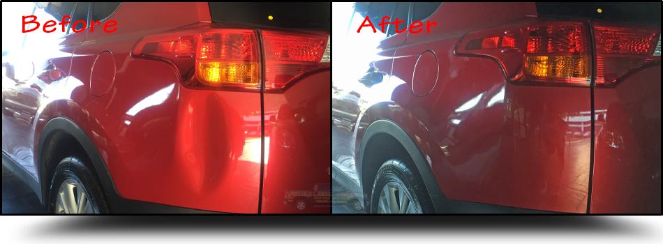 Paintless-Dent-Repair-Toyota-Quarter-Jupiter-Fl-33469
