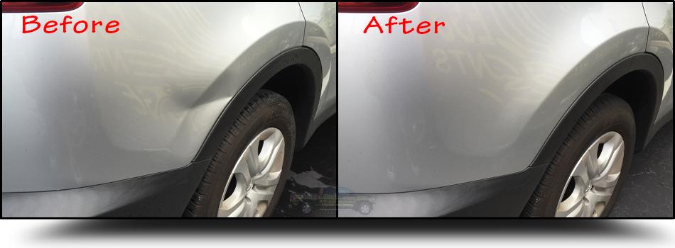 Paintless-Dent-Repair-Toyota-Quarter-Jupiter-Fl-33470