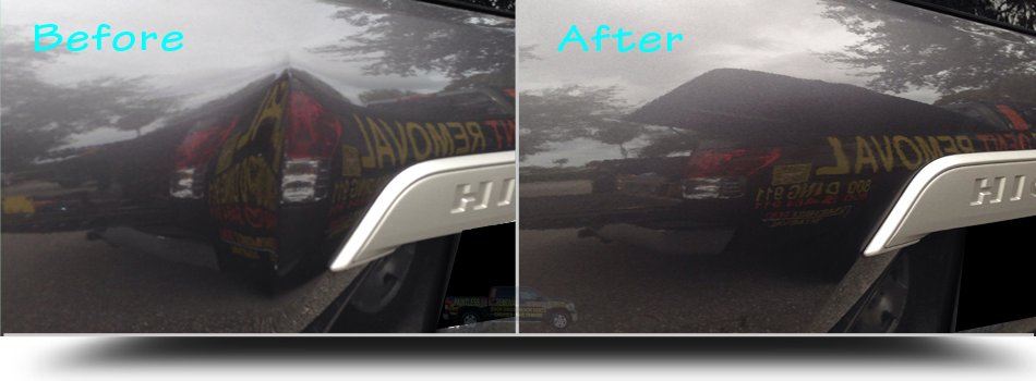 Gallery Palm Beach Dent Repair